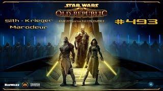Let's Play SWTOR (Sith-Krieger) #493 - KotFE: Broonmark & Die Entscheidung