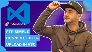 How to use FTP Simple in Visual Studio Code - Connect, Edit, Upload
