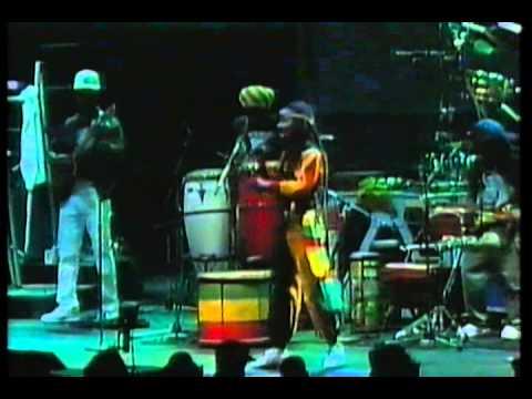 BUNNY WAILER @ Madison Square Garden Center 1986 - YouTube
