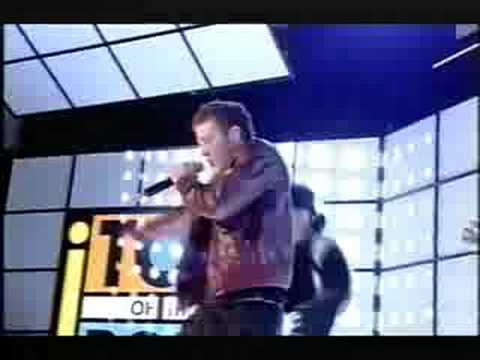 TOTP Justin Timberlake Like I Love You 2