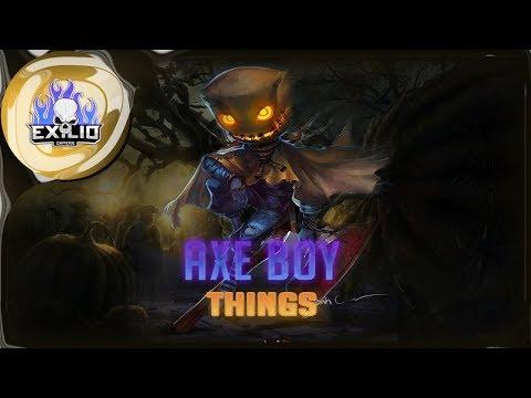 《Identity V》Axe Boy Things