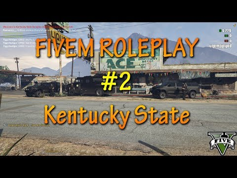 GTA 5 l Roleplay Kentucky State l Armored Vehicle Transport