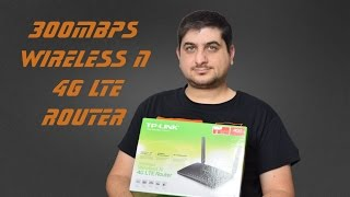 4G Router TP Link TL-MR6400 |Thes Unboxing +Eng Subs