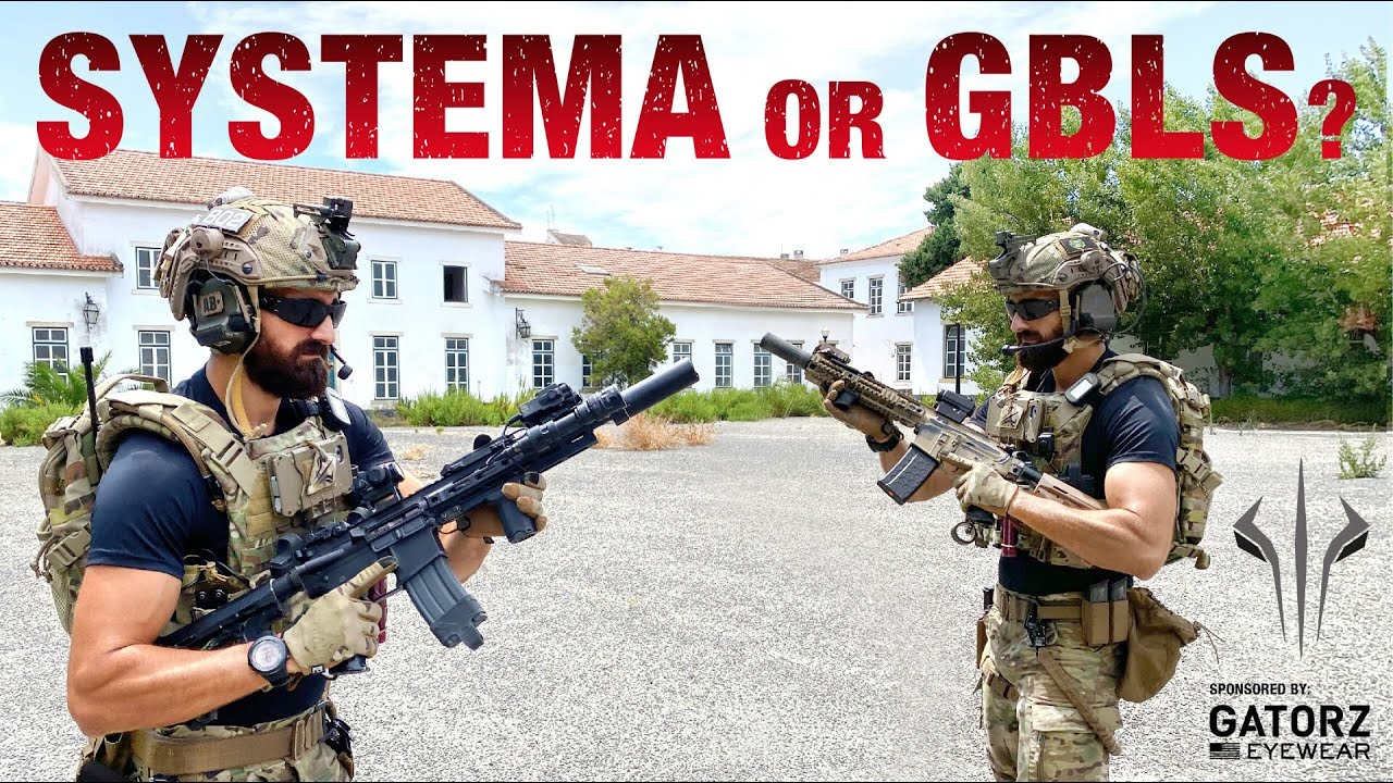 GBLS DAS or SYSTEMA PTW ? [ Make your choice ]