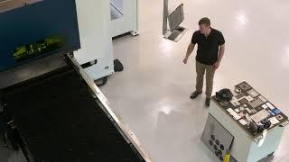 TRUMPF Visual Assistance Video