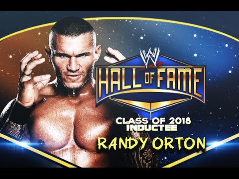 ● Randy Orton || Hall of Fame|| Tribute ᴴᴰ ●