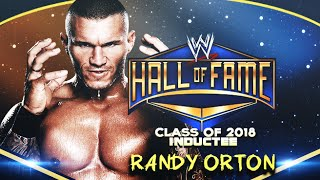 ● Randy Orton || Hall of Fame|| Tribute ᴴᴰ ●
