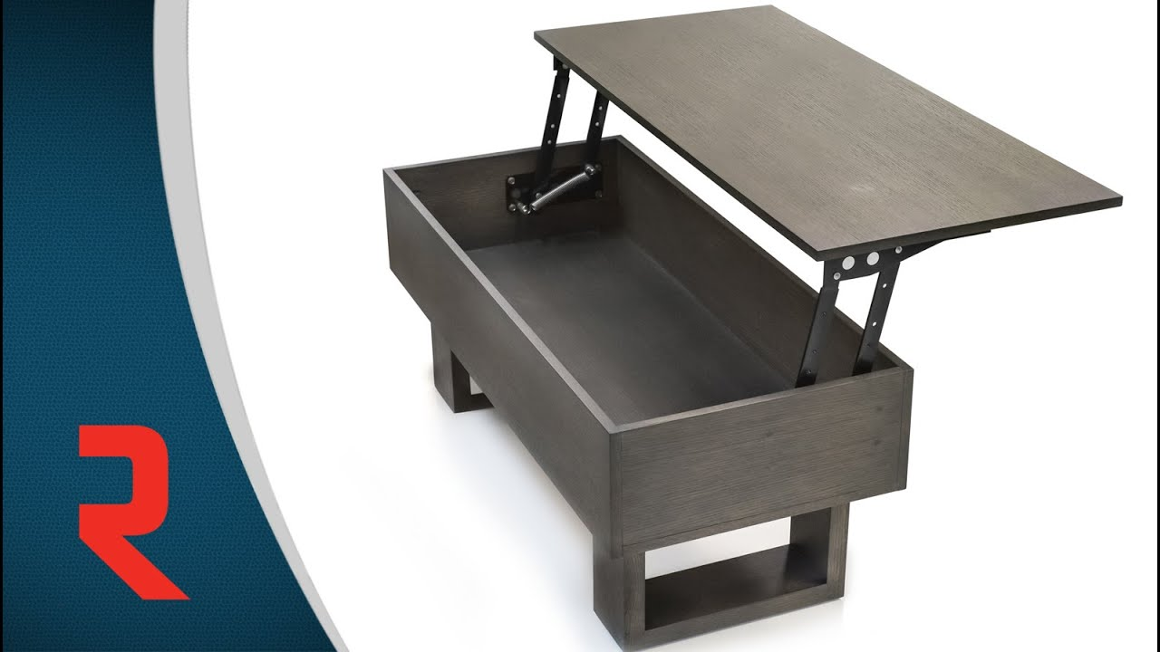 Coffee Table Lift Top