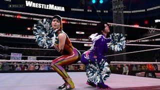 WWE 2K17 - MLP CAWs Preview