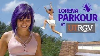 Jump Flip Smile - Lorena Abreu