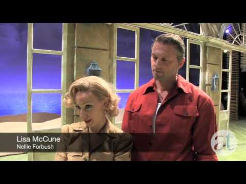 South Pacific interviews and show footage. Opera Australia