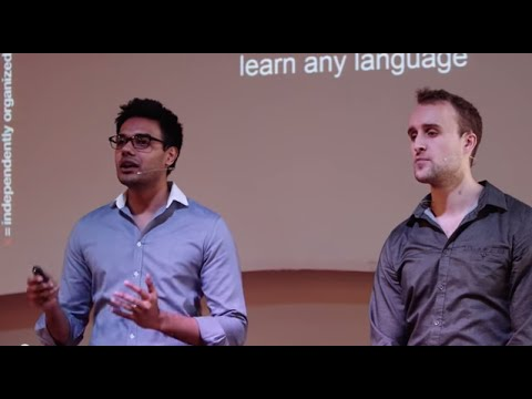 One Simple Method to Learn Any Language   Scott Young & Vat Jaiswal   TEDxEastsidePrep