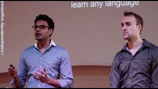 One Simple Method to Learn Any Language | Scott Young & Vat Jaiswal | TEDxEastsidePrep(While few of us will ever take on the ambitious challenge of learning four foreign languages in a year, many of us yearn to be more proficient in another ..., 2015-04-24T17:14:30.000Z)