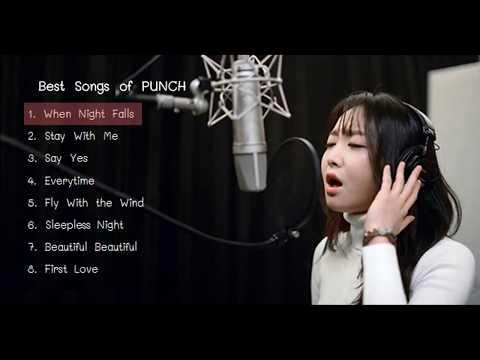 펀치 최고의 노래모음 - Best Songs of PUNCH (펀치)