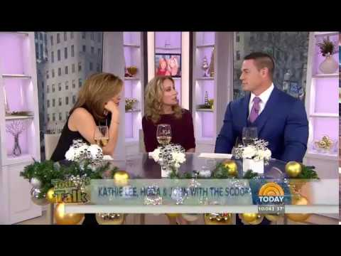 Kathie Lee & Hoda December 7. 2017 : Ambush Makeover; Today Food; Weird Science; Ask Lou; toy drive.