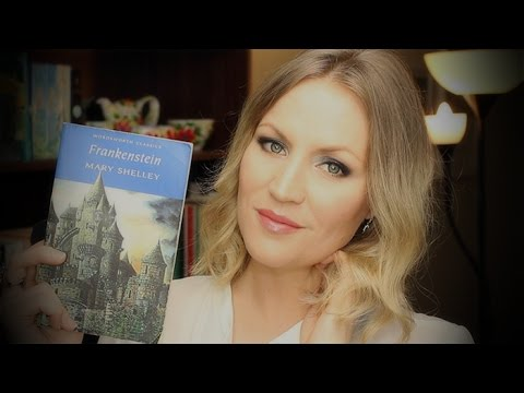 ☽ ASMR Librarian Roleplay ☾ Part 5 ☽ classic gothic spooky ☾