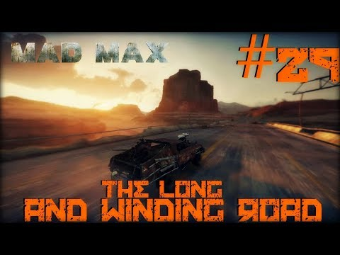 Mad Max #29 - The Long and Winding Road