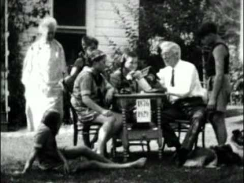 AT&T Archives: Dr. Thomas Watson and 5 Grandchildren