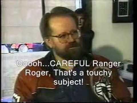 Re: John Byrne meets Ranger Roger