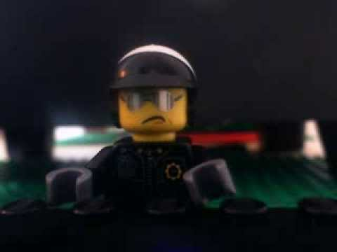 The LEGO Movie Clip: Good Cop - In Lego