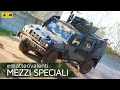 "IVECO Lince LMV, ""l'Hummer all'Italiana""   Mezzi speciali (4K)"