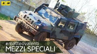 "IVECO Lince LMV, ""l'Hummer all'Italiana"" | Mezzi speciali (4K)"