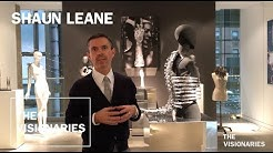 THE VISIONARIES: Shaun Leane, Jewellery Designer (with Alexander McQueen)