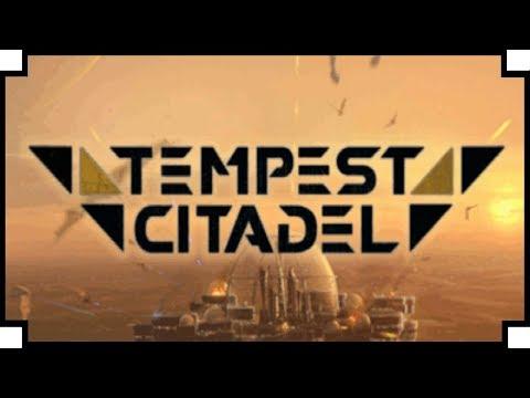 Tempest Citadel - (Sci-Fi Squad Tactics / Base Building Game)