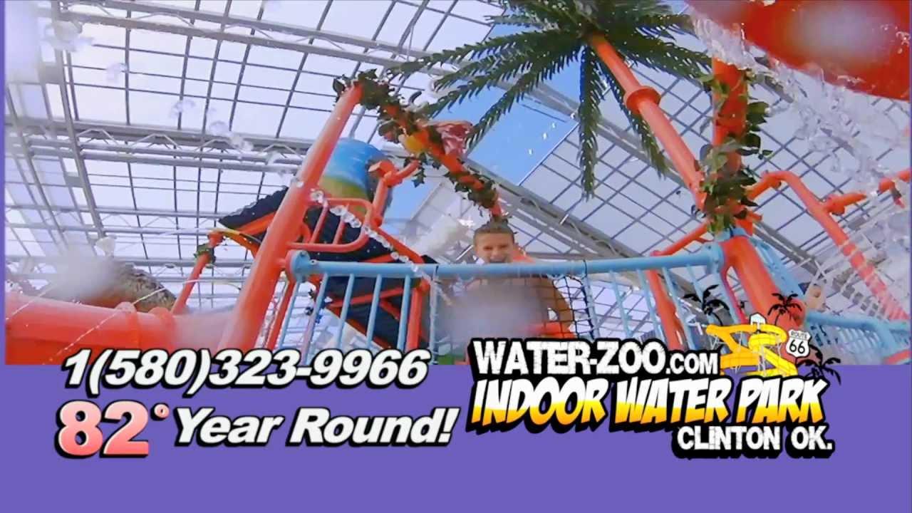 Water Zoo Indoor Water Park Commercial Youtube