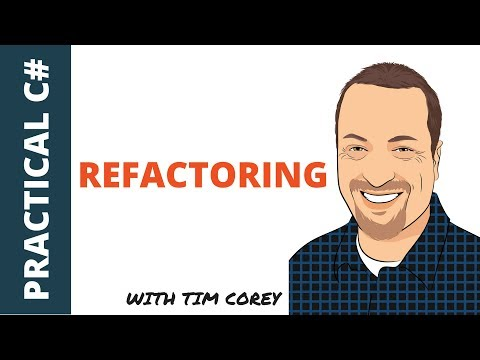 Refactoring in C# - Improving an Existing Application
