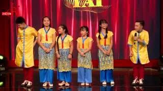 Bất ngờ với nhóm nhạc học sinh yêu thích âm nhạc dân tộc.