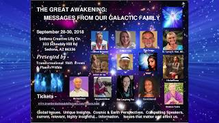 Tolec, Transformational Shift Events, Great Awakening conference, 09.28.18