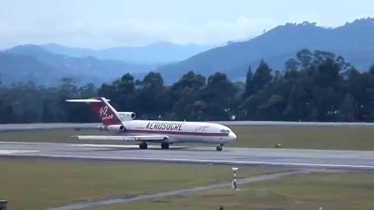 Resultado de imagen para Boeing 727-200 aerosucre
