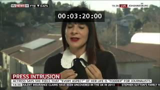 SKY NEWS ASPASIA KARRAS INTERVIEW Thumbnail