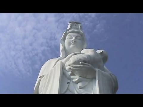 Naritasan Jibo Kannon - Japan Great Buddha, Kurume, Fukuoka - 久留米成田山・慈母大観音- Japan As It Truly Is