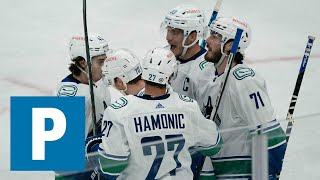 Bo Horvat on Canucks 5-1 loss to Toronto Maple Leafs   The Province