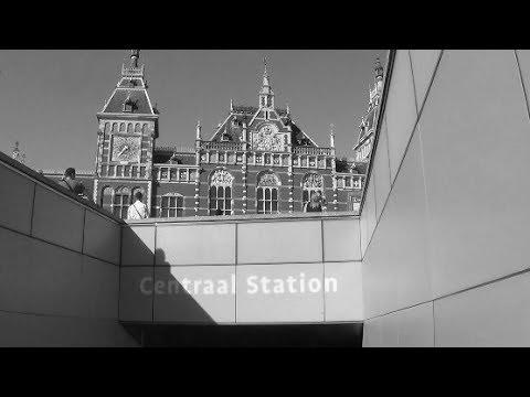 Amsterdam City Walk 2017 (Summer Vibes)