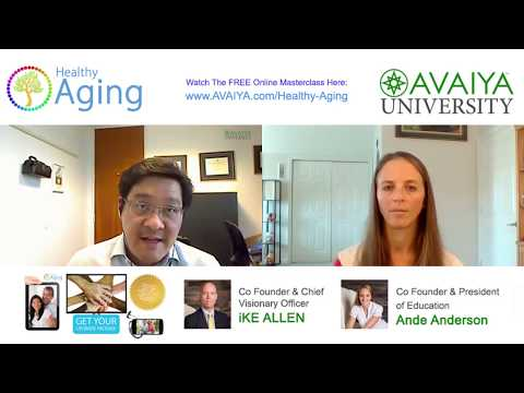 Healthy Aging Online Event -  Dr. Ed Park