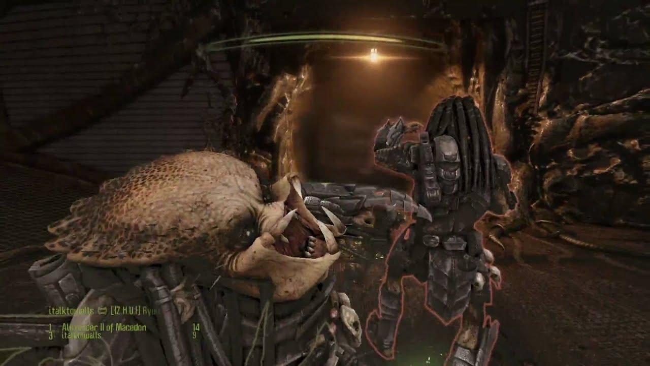 Aliens VS Predator PC Game Review - YouTube