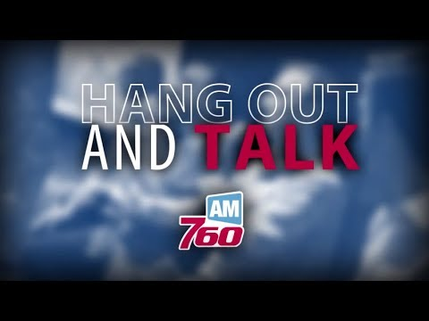 Hang out and Talk!  75 years of AM 760 KFMB