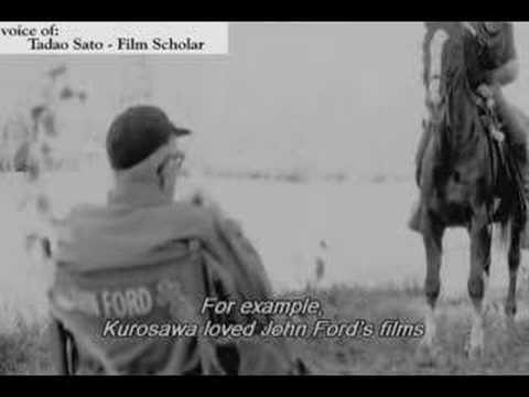 Akira Kurosawa: Influences and Influence Part 1