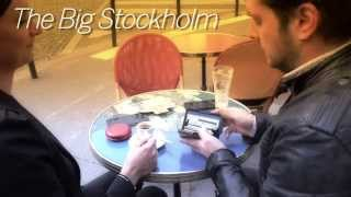 Wallet BIG STOCKHOLM WALLET