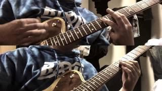夜の本気ダンスのWHERE?のギターカバーです。 Guitar→momse MTL・K-10TH...