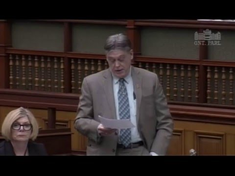 MPP Paul Miller questions use of Ontario Music Fund