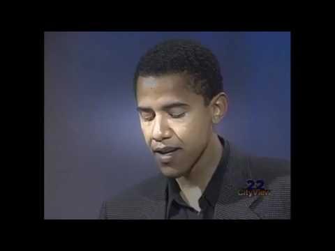 Barack Obama 1995 Speech at Cambridge Public Library
