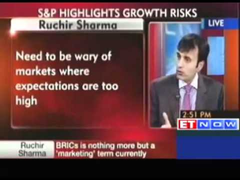 Ruchir Sharma, Morgan Stanley- India repeating Brazil's mistakes of 1970s