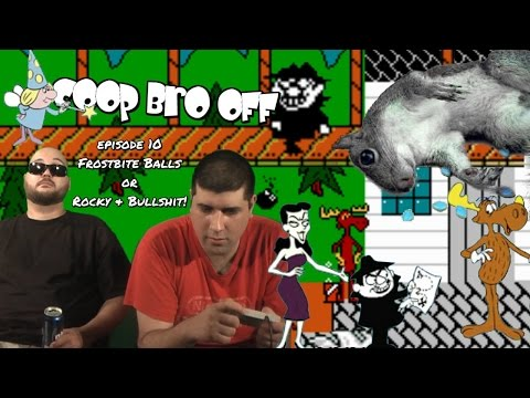Co-op Bro off in EP.10 'Frostbite Balls or Rocky & Bullshit'