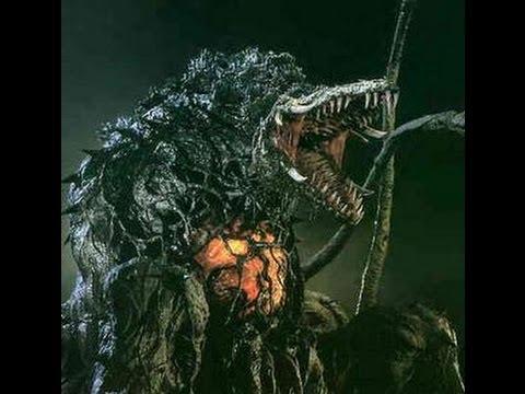Creepypasta Anime Wallpaper Godzilla 2014 Godzilla Vs Biollante Rewind Review Youtube
