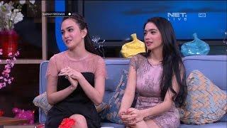 Persahabatan Shandy Aulia dan Angel Karamoy Berawal dari Syuting FTV Bersama