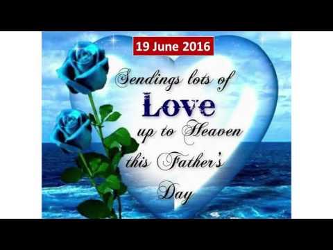 June 19 2016 JEM Church Fathers Day Pastor Bernard Lee